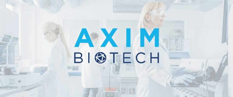 AXIM Biotech expanded lab in San Diego